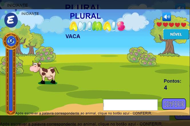 Animais - Plural